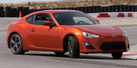 Buyers of the Scion FR-S who want more power will have to go to the aftermarket for a turbocharger kit.
