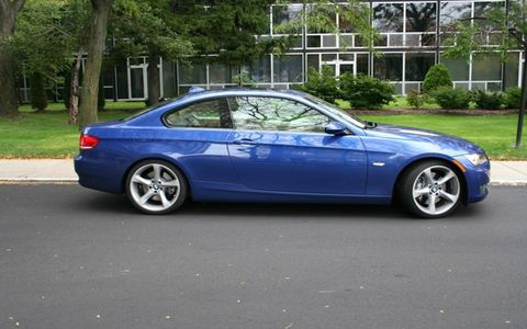 Driver's Log: 2009 BMW 335i