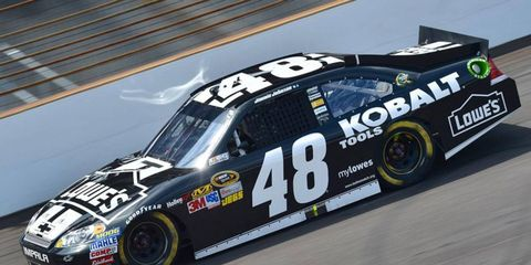 Jimmie Johnson won four of his five Sprint Cup championships in years he did not win the regular-season points title.