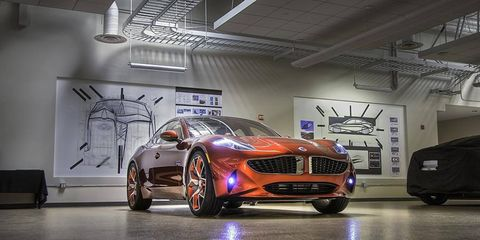 Tony Posawatz will be charged with bringing the Fisker Atlantic to market.