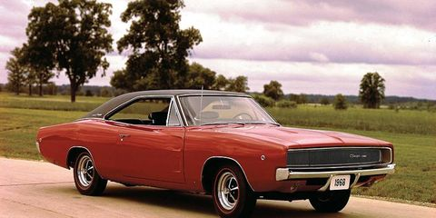 During the Woodward Dream Cruise this week, Detroit muscle, like the 1968 Dodge Charger, will roam Woodward Avenue again.