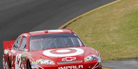 Juan Pablo Montoya proved his road course prowess on Saturday, taking the pole in NASCAR Sprint Cup qualifying at Watkins Glen.