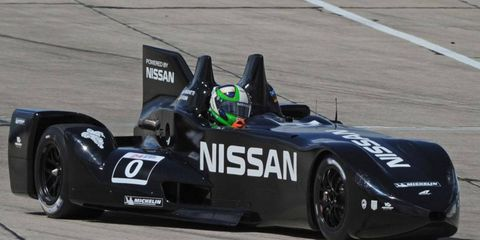 The DeltaWing made its racing debut at the 24 Hours of Le Mans. it could be in line for a second racing start at Petit Le Mans in October.