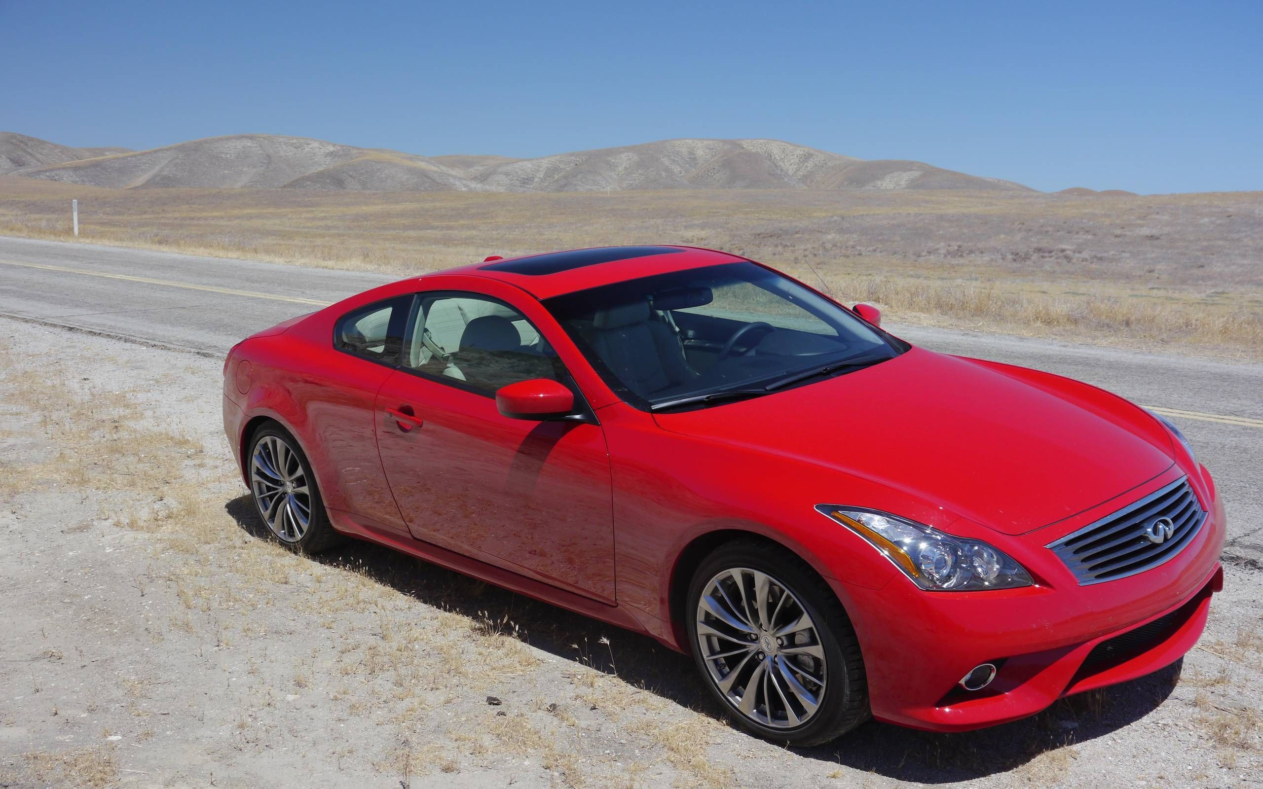 2013 Infiniti G37 Coupe Sport 6mt Review Notes A Sporty Compromise