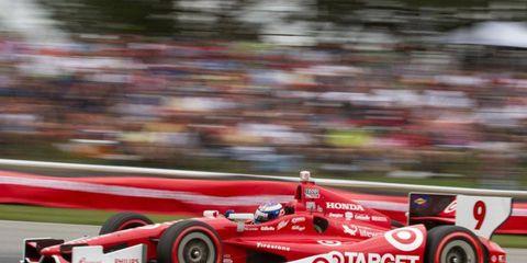 Scott Dixon is already on his sixth engine this season.