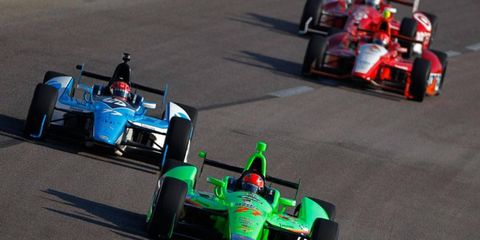 IndyCar will return to Texas Motor Speedway for a race in 2013.