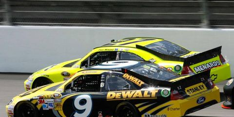 Marcos Ambrose is currently 16th in points for Richard Petty Motorsports.