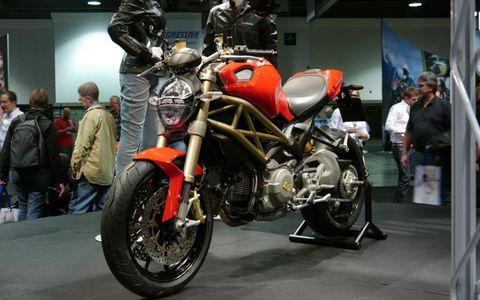 Ducati invested in R&D despite the recession and now has a strong line of bikes that are selling well.