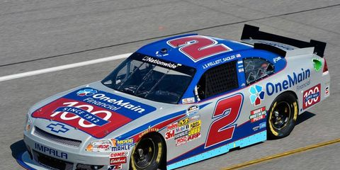 NASCAR Nationwide Series points leader Elliott Sadler is shopping for a new deal for 2013. He confirmed on Friday in Richmond that he does not plan on returning to Richard Childress Racing.