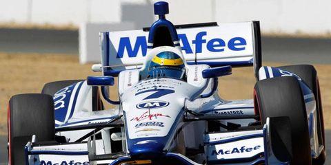Sébastien Bourdais has split time in the Dragon Racing car with Katherine Legge this season.
