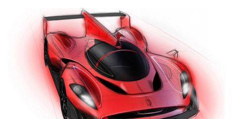 Jim Glickenhaus is contemplating an LMP car for endurance racing.