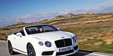 Bentley Motors announced that Luc Donckerwolke will take over as its new director of design.