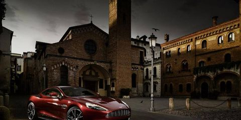 The Aston Martin Vanquish may get a modern engine from Mercedes-Benz offshoot AMG via its new Italian shareholder.