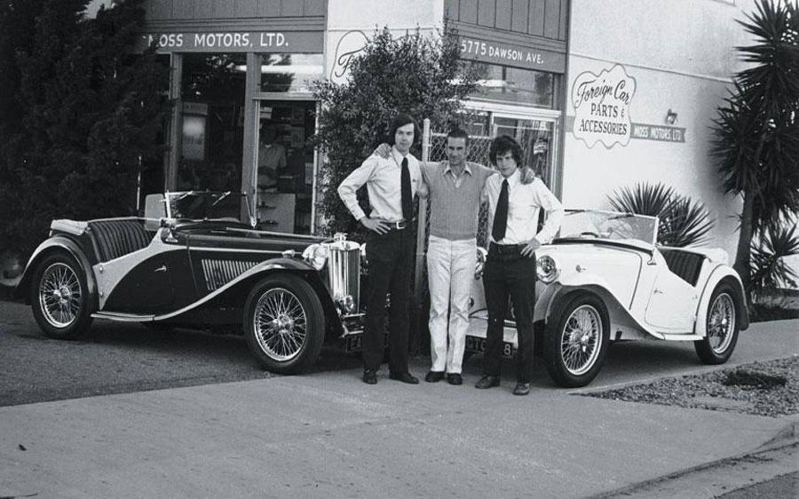 Al Moss 1927 2017 Parts Pioneer Pes