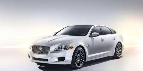 Jaguar is selling one XJL Ultimate on Gilt.com.
