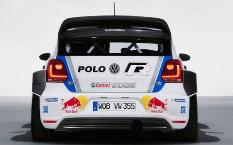 Volkswagen will have Red Bull sponsorship for its 2013 WRC campaign.