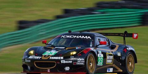 Alex Job Racing has added Lotus factory and Lotus Evora GT driver Johnny Mowlem for Petit Le Mans.