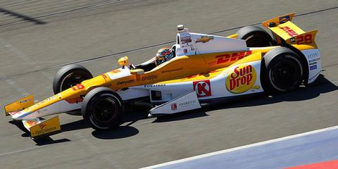 Ryan Hunter-Reay will be racing against some of the world's top drivers in Thailand in December.