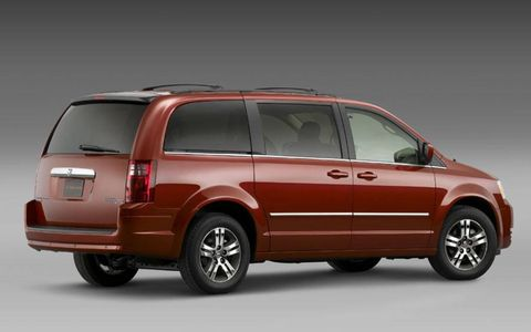 Driver's Log: 2009 Dodge Grand Caravan