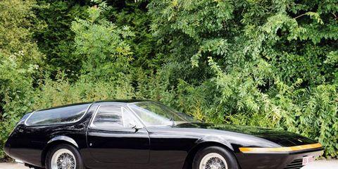 The Ferrari 365 GTB