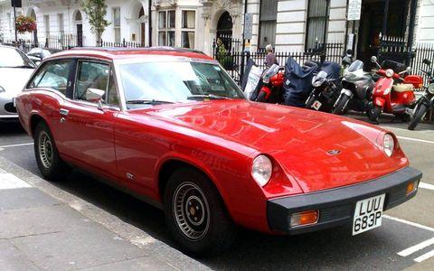 The Jensen GT
