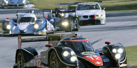 Neel Jani and Rebellion were fastest in qualifying at Road Atlanta.