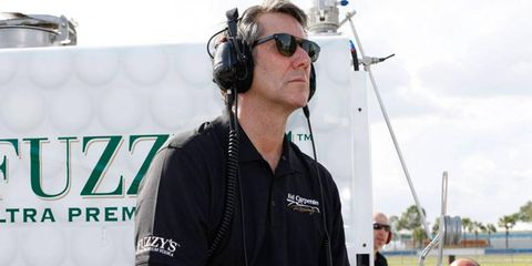 """Tony George submitted an """"expression of interest"""" to buy IndyCar on Oct. 5."""