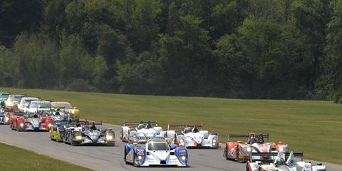 ALMS recently released its schedule for the upcoming 2013 season.