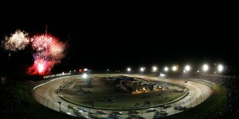 There is talk that the Camping World Truck Series may be coming to Eldora Speedway in 2013.