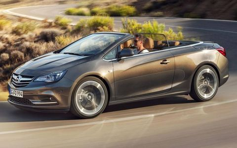 GM insiders hint that the Opel Cascada convertible could be sold in the United States as a Buick.