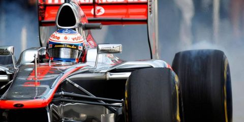 Jenson Button is predicting a strong race for McLaren on Sunday in Korea.