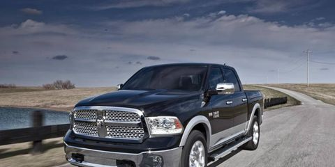The Autoweek 2013 Ram 1500 drive review.