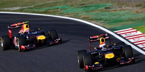 Sebastian Vettel, leading teammate Mark Webber, has had some recent success in Korea. He hopes to continue that this weekend.