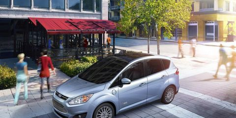 Starting price for the C-Max Energi is $33,745 which includes a $795 destination charge. There is also a $3,750 federal tax credit available for buyers.