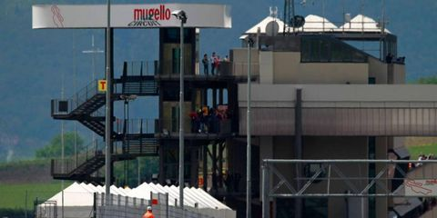 The Mugello Circuit in Italy hosted a Formula One test this year.