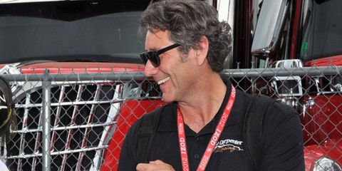 Tony George did not want to take control of IndyCar. Documents obtained by the Associated Press show that George was trying to get IndyCar's board of directors replaced.