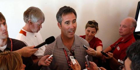 The Izod IndyCar Series is looking for a new leader after the dismissal of CEO Randy Bernard.