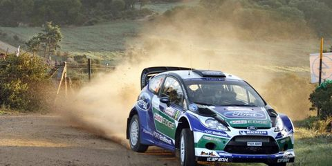 Jari-Matti Latvala, driving a Ford this season, will be driving for Volkswagen in 2013.