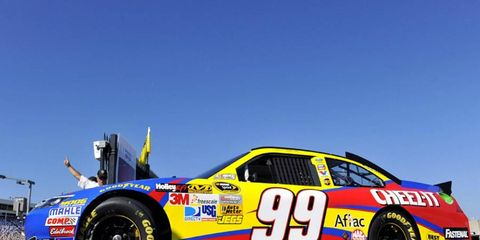 Carl Edward will help Roush Fenway Racing reach 3,000 races this weekend.
