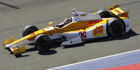Ryan Hunter-Reay is hoping for an IndyCar race in his hometown of Fort Lauderdale, but the prospect seems dim.