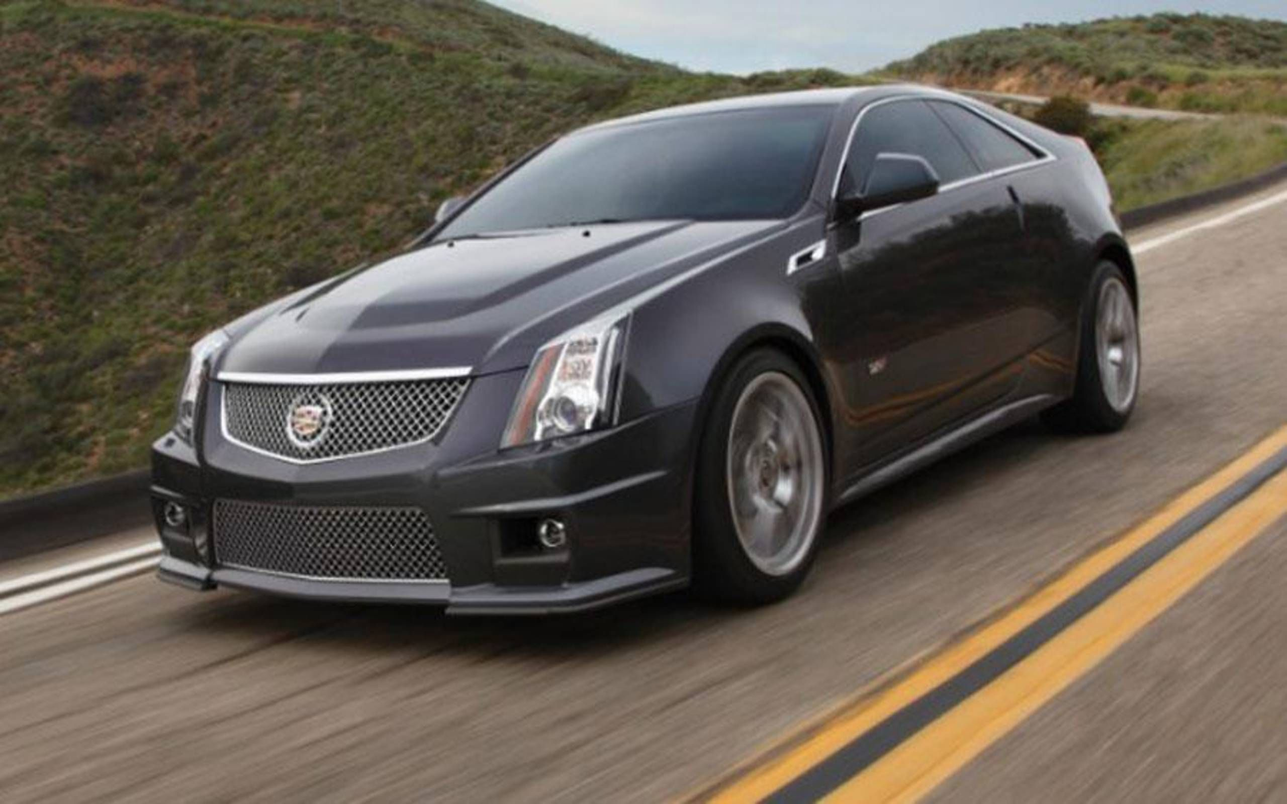 2012 Cadillac Cts V Coupe Review Notes We Re Still Not Tired Of The Cts V Coupe