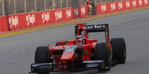 Max Chilton will get the OK to drive for Marussia in Abu Dahbi.