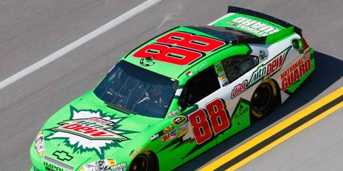 PepsiCo sponsored Dale Earnhardt Jr.'s ride for 20 races in 2012. That number will drop to five in 1013.