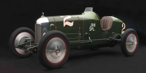 This 1923 Miller Model 122 from the Dan Davis Collection is among the Miller race cars to be featured this March at the Amelia Island Concours d'Elegance.