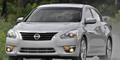 Nissan has announced a recall of certain 2012 and 2013 Altima sedans and/or coupes to fix improperly torqued steering and suspension bolts.