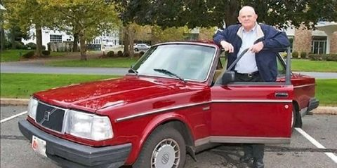 Maryland resident Selden Cooper's 1987 Volvo 240 sedan just topped 1 million miles. We don't expect many Nissan Cubes to make it that far.