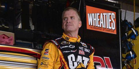 Jeff Buron will drive the General Mills Cheerios car in six races next season.