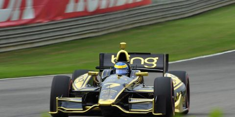 Sebastian Bourdais will be back driving with Dragon Racing in 2013.