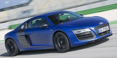 The 2014 Audi R8 marks the first major styling updates to the car in seven years.