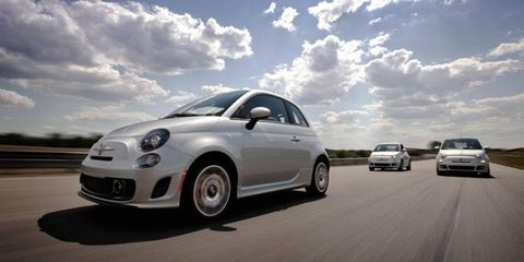 The Fiat Custom Shop will offer an expanding range of interior, exterior and performance components for the 500 hatchback.